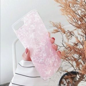 IPhone IPhone 7/8 plus / Shelly pink phone case